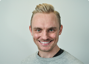 Jacob Nørgaard - HR manager